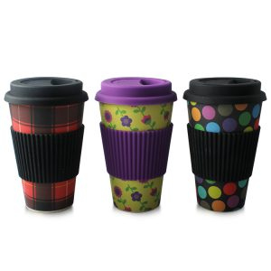 plastic coffee mugs with customized logo