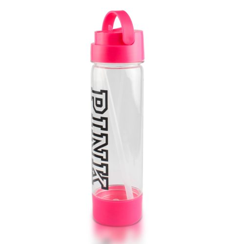 Sport water bottle with logo