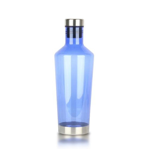 Plastic Water Bottle With Screw Lid