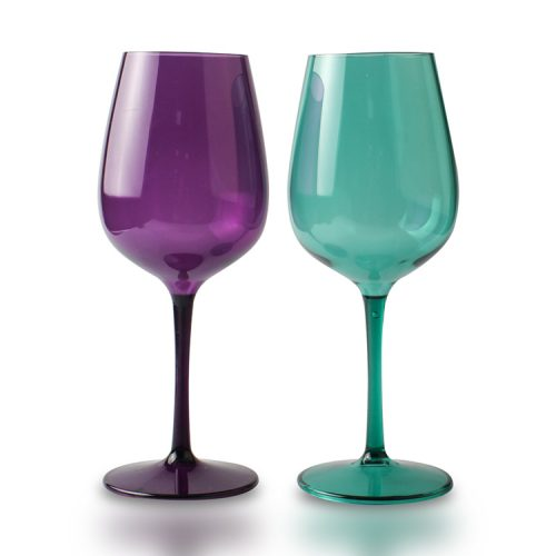 classic wine goblets