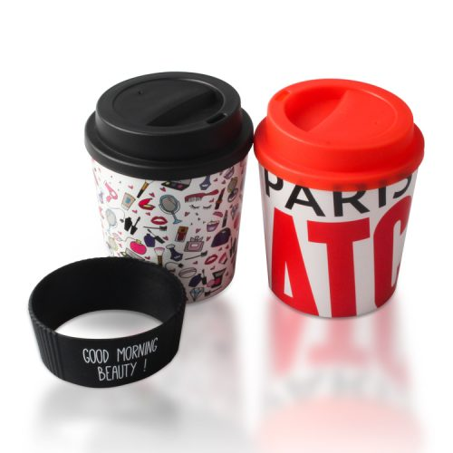 Plastic Travel Coffee Cup