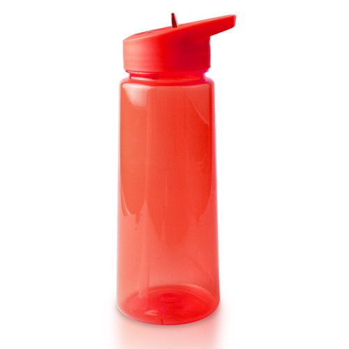 red safest plastic water bottle
