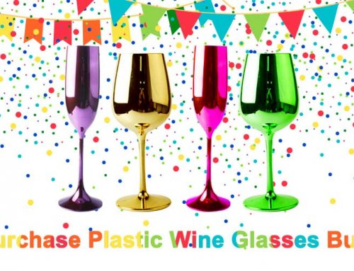 How to Purchase Plastic Wine Glasses Bulk?