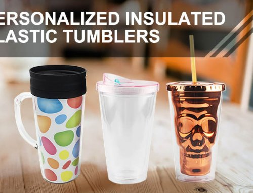 Why Are Insulated Plastic Tumblers Popular Promotional Gifts?