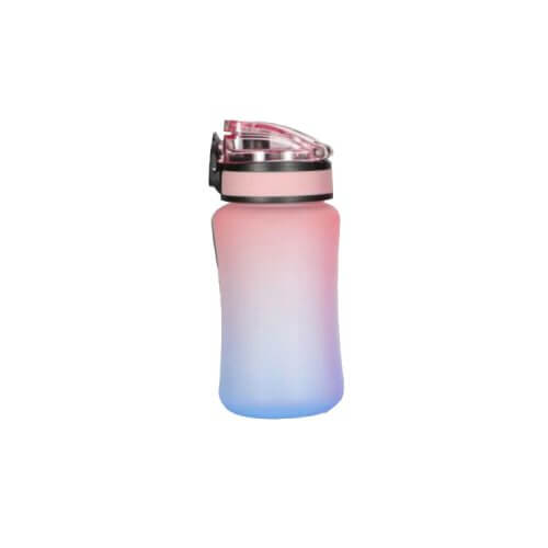 sport water bottle with straw