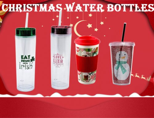 Why Are Christmas Water Bottles Good Gifting Option?