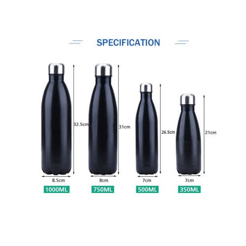 stainless steel water bottles thermos