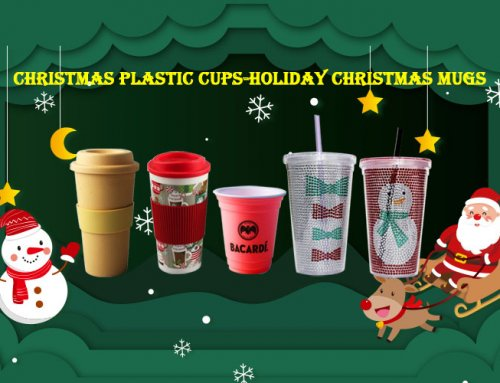 Which Plastic Cups Are Suitable for Your Christmas?